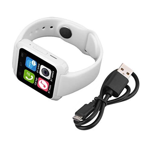 SKYYKS Neueste Smart Watch U80 BT-Benachrichtigung Anti-Verlorene MTK-Armbanduhr für iPhone und Android-System Telefon-Smartwatch
