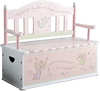 Levels of Discovery Princess Toy Novelty Chair Bench Fairy Wishes