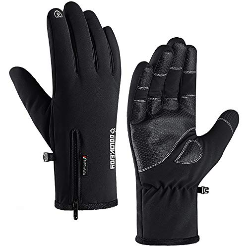 Goture Guantes Moto Invierno Hombre Mujer Impermeables