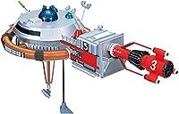 青島文化教材社 サンダーバード No.5 サンダーバード5号&3号 電動モデル ノンスケール プラモデル