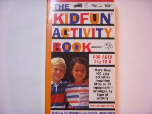 The Kidfun Activity Book