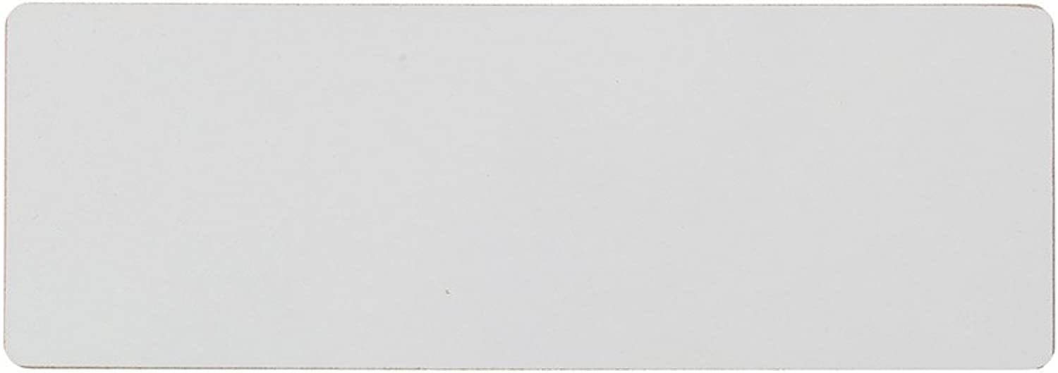 Spaceright Europe 99027 100  Show'N'Tell Plain Rigid Flashcard (Size A4, Pack of 100)