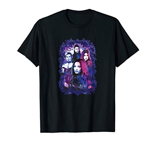 Disney Descendants 3 Carlos, Jay, Mal, and Evie T-Shirt