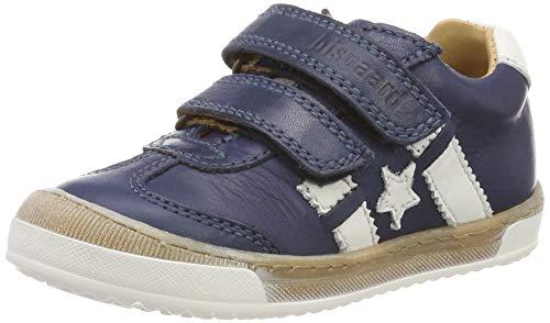 Bisgaard Jungen Unisex Kinder 40343.119 Sneaker, Blau (Dark Blue 601-2), 30 EU