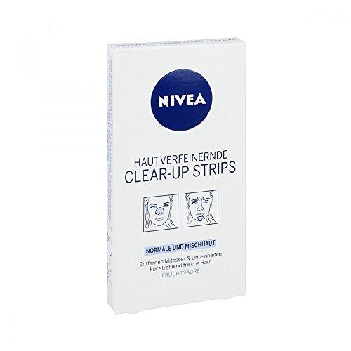 NIVEA VISAGE Clear up Strip 6 St