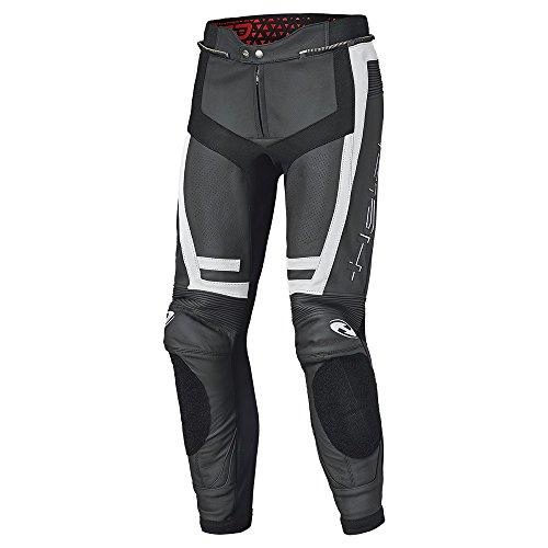 Held Rocket 3.0 Motorrad Lederhose Schwarz/Weiß 52