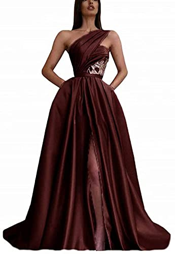 Lista de los 10 más vendidos para vestido largo burgundy y dorado