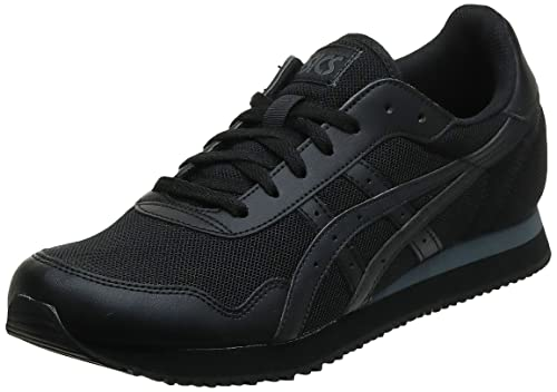 Asics Onitsuka Tiger California 78 Ex, Zapatillas de Running Hombre, Negro, 43.5 EU