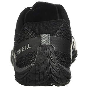 Merrell Men's Trail Glove 5 Sneaker, Black, 11.5 M US
