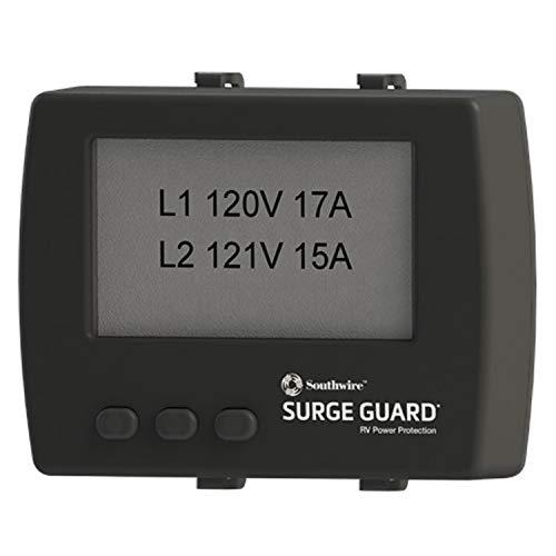 Southwire 40301 Wireless LCD Bildschirm für Überspannungsschutz