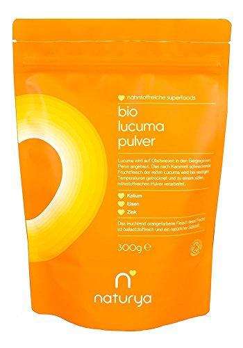 Naturya Bio Lucuma Pulver, 300 g