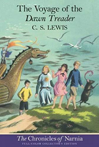The Voyage of the Dawn Treader (Chronicles of Narnia #3) (English Edition)