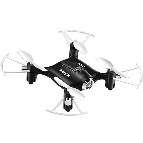 SYMA X20 Pocket Drone 2.4Ghz Remote Control Mini RC Quadcopter Altitude Hold One Key Take-off / Landing Black