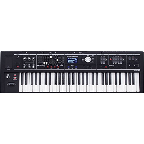 Roland VR-09-B 'V-Combo' | Travel-Ready 61-Note Keyboard with All the Sounds You Need