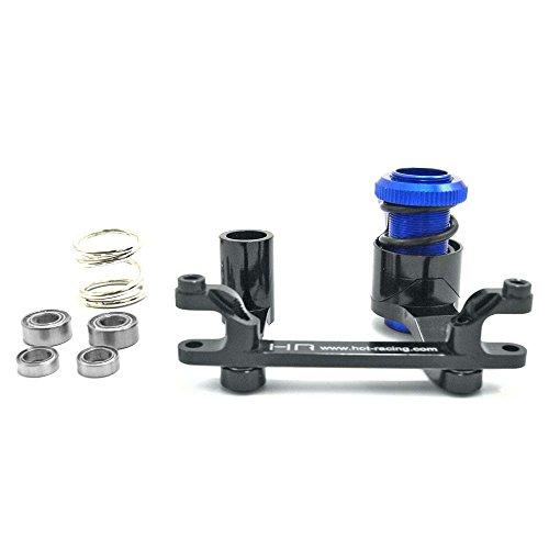 Hot Racing TM3348X Aluminum Bearing Saver Steering Kit - T-Maxx E-Maxx