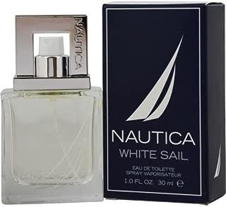 Nautica White Sail Eau de Toilette Spray, 1 Ounce