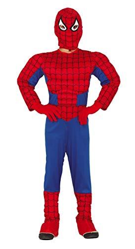 Fiestas Guirca Spider kind gespierde spin kostuum