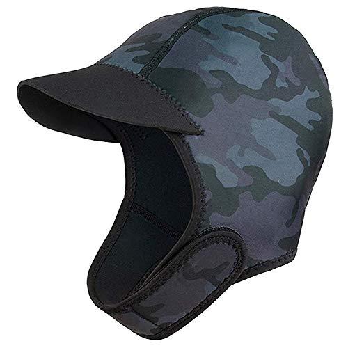Details about  /Diving Hood Hat Cap Snorkeling Scuba Wetsuit Gloves Mittens for Women Men Black