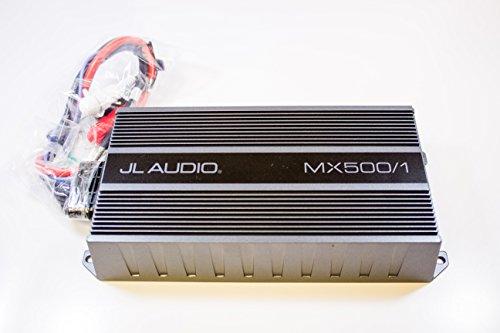 Jl audio mx500/1 Amplifier Compact Marine/Powersports 500watt Subwoofer amp 1-Channel
