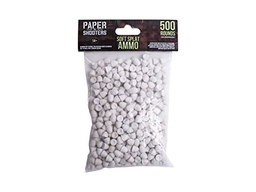Paper Shooters Ammo Bag (500 Piece)