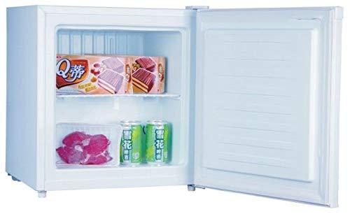 Sirge FREEZER32L Tiefkühlschränke 32L A++ Gefrierschrank Gefrierbox 48 Breite x 45 Tiefe x 51 Höhe cm, Weiß