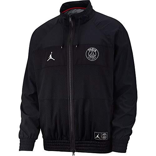 AIR Jordan Paris St-Germain Jacke Herren schwarz, L