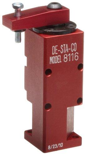 DE-STA-CO 8116-LA Less Arm Pneumatic Swing Clamp Arm