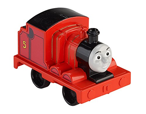 Mattel cdn26 – My First Thomas, véhicules spingibili, James