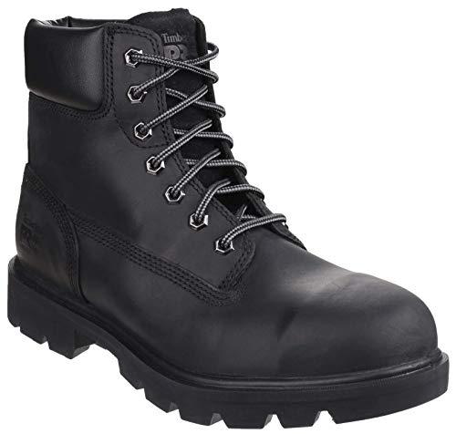 Timberland Sawhorse Black Lace up Safety Boot - 9UK