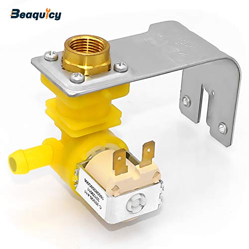 Beaquicy WD15X10014 Water Inlet Valve - Replacement for GE Hotpoint Dishwasher