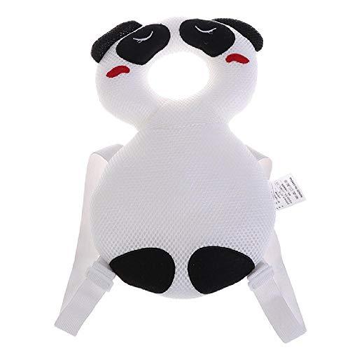 Almohada de protección de la cabeza del bebé, de dibujos animados bebé anti caída almohada, suave algodón PP almohadilla protectora, cuidado de la seguridad del bebé