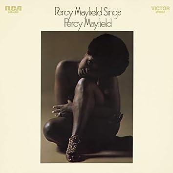Sings Percy Mayfield
