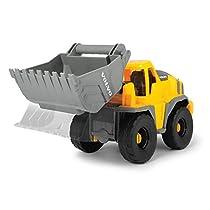 Dickie- Vehículo con pala excavadora de juguete