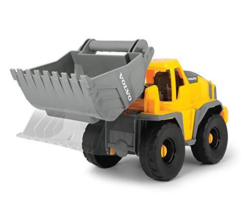Dickie- Vehículo con Pala Excavadora de Juguete (Simba Toys 3724002)