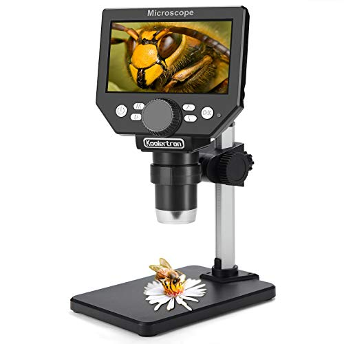 Koolertron LCD Digital USB Bild
