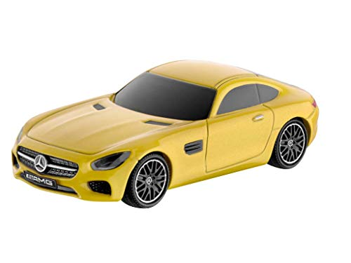 Mercedes-Benz, USB-Stick, 16GB, AMG GT AMG Solarbeam/schwarz, Metall/Kunststoff