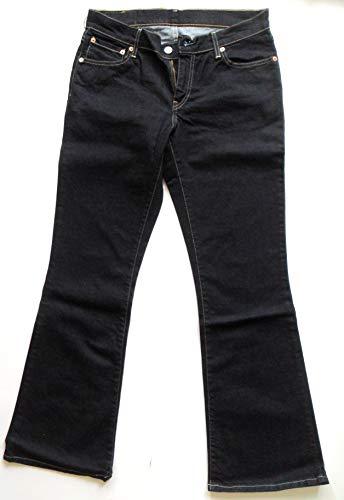 Levi's 529 Bootcut Stretch Jeans New Vintage Frau Mädchen One Wash Gr. 26 W/32 L, blau
