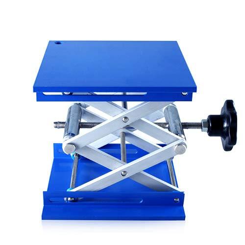 Lift Tafel Aluminium Router Lab Stand Lifter Wetenschappelijke Schaar Lifting Jack Platform Rack Lift Platform