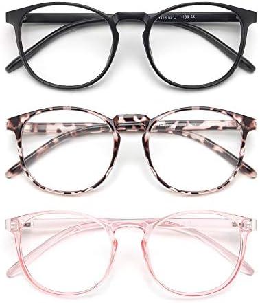 Round eyeglasses for women _image1