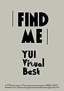 FIND ME YUI Visual Best [Blu-ray]