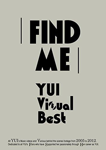 [画像:FIND ME YUI Visual Best [Blu-ray]]