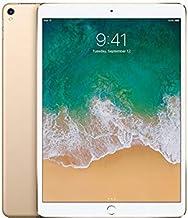 Apple iPad Pro (2017) 10.5in 64GB Wi-Fi Tablet, Gold (Renewed)