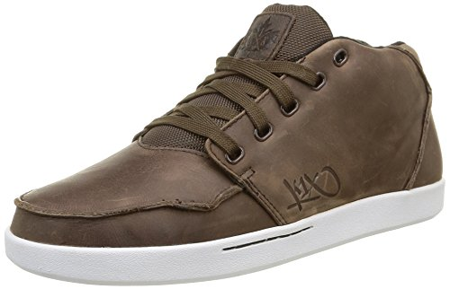 K1X Herren MTP LE High-Top, Beige (Coffebean/Black), 40 EU