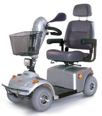 Elektromobil Dietz Agin 6 km/h
