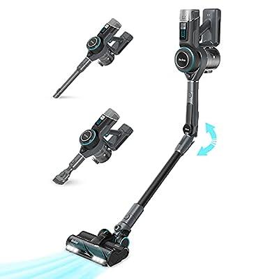 Amazon - 20% Off on F10 Foldable Cordless Vacuum Cleaner, 23Kpa Stick Vacuum
