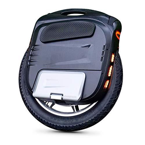 Gotway M Super X-650 WH Monociclo eléctrico, Unisex-Adult, Negro, U