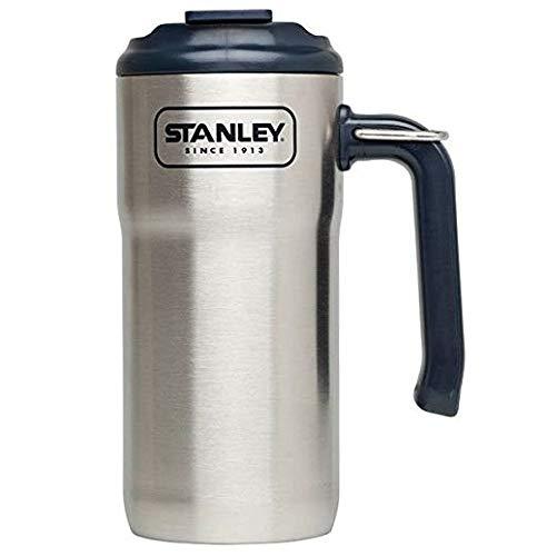 Stanley Adventure 10-01901-004 - Taza térmica, 0.47 l, Gris (metálico)