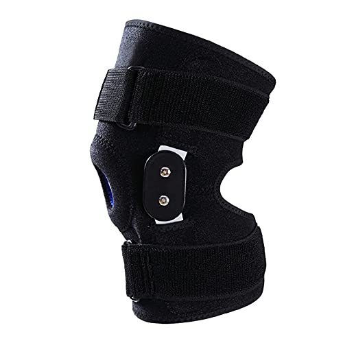 Decompression Knee Brace, with Side Stabilizers, Effectively Relieve ACL, Arthritis, Meniscus Tear, Tendinitis Pain, Adjustable Compression Band, Suitable for Men and Women