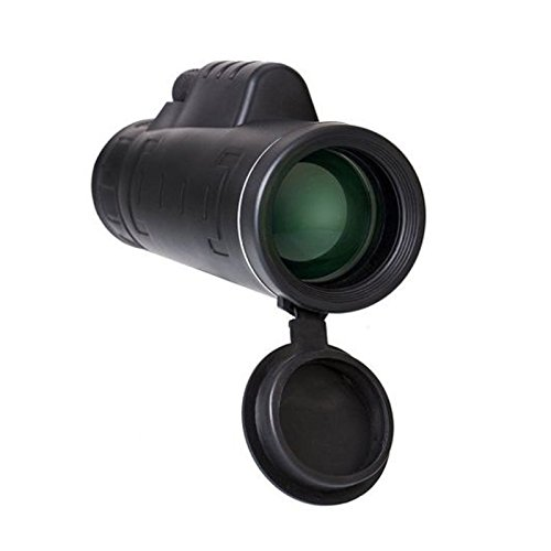 Sale!! Moligh doll Night Vision 40x60 Travel HD Dual Focus Optical Prism Monocular Telescope