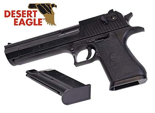 KOSxBO Set Desert Eagle .50AE Pistole inklusive 6mm BBS Munition 0,5j Federdruck Airsoft ab 14 Jahren